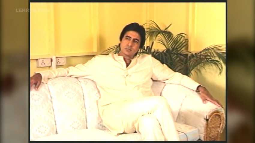 Amitabh Bachchan Speaks Out On Media Ban And Bofors Scam