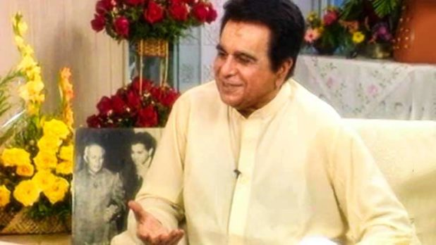 Dilip Kumar Talks About His Career, Love Life And Stardom