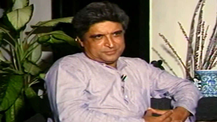 Lyricist, Poet Javed Akhtar's Exclusive Interview About His Career