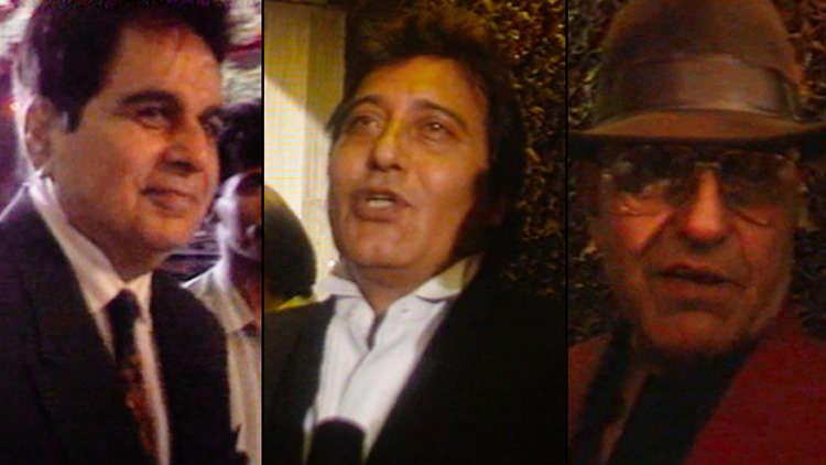 Bollywood Celebs Attend The Grand Premiere Of Rajiv Kapoor Directed Film Prem Granth