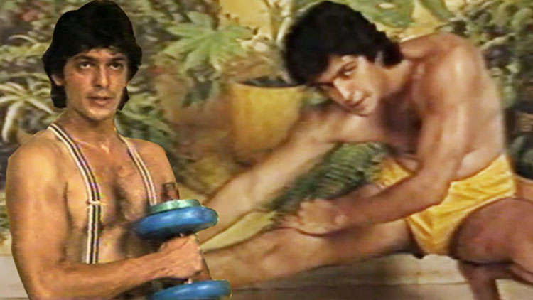 Chunky Pandey's Unseen Photoshoot After His Debut Film