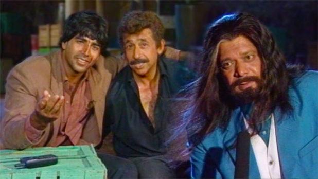 Exclusive Interviews Akshay Kumar, Naseeruddin Shah On The Sets Of Daava