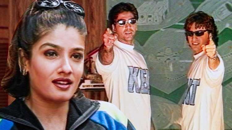 Keemat Movie Interviews Featuring Akshay Kumar, Saif Ali Khan, Raveena Tandon