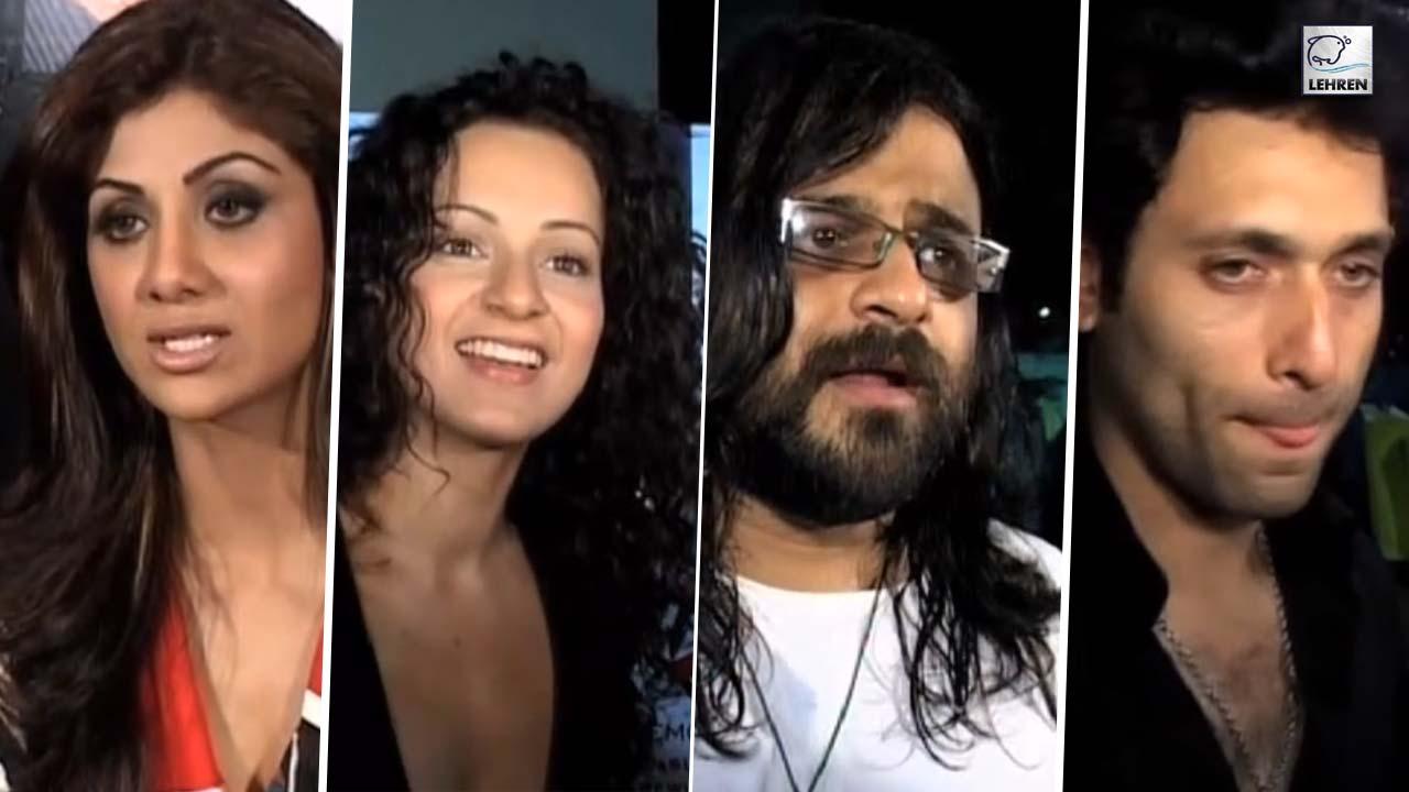 Exclusive Interviews Of Shilpa Shetty, Kangana Ranaut, Shiny Ahuja, Anurag Basu And Pritam For The Musical Drama Film Life In A Metro