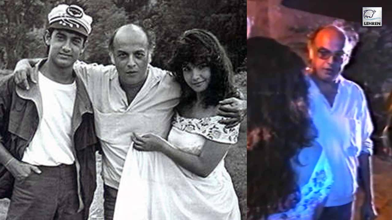Mahesh Bhatts Unseen Video Directing Pooja Bhatt Aamir Khan