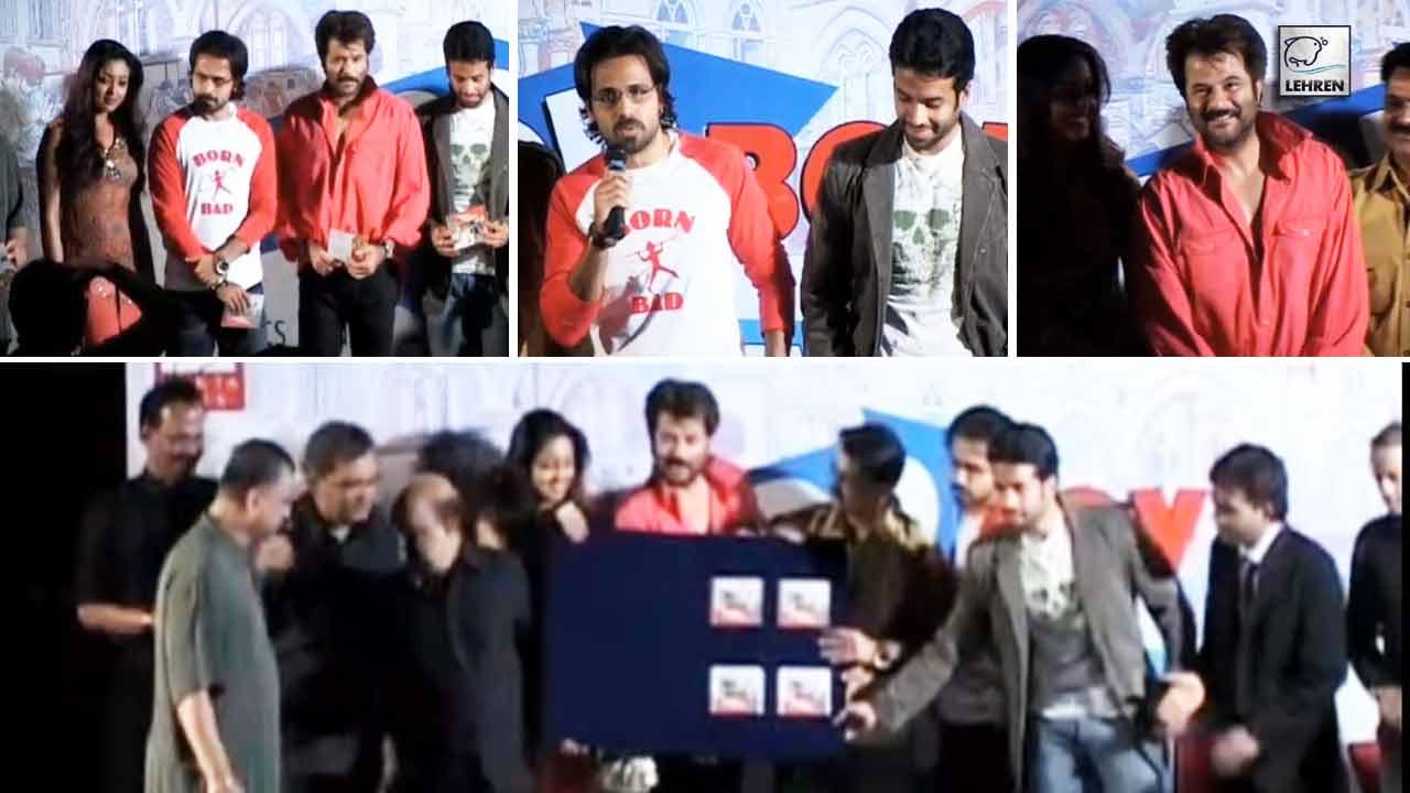Music Launch Of Film 'Good Boy Bad Boy' Featuring Emraan Hasmi, Tusshar Kapoor