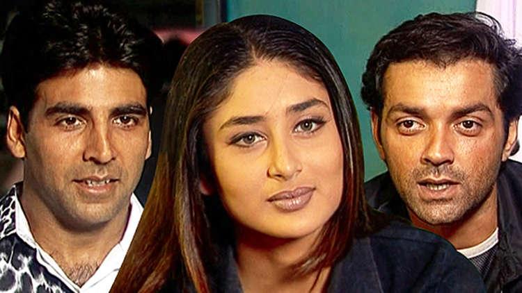 Making Of Ajnabee Movie Song Mehbooba Mehbooba Featuring Akshay Kumar, Kareena Kapoor And Bobby Deol
