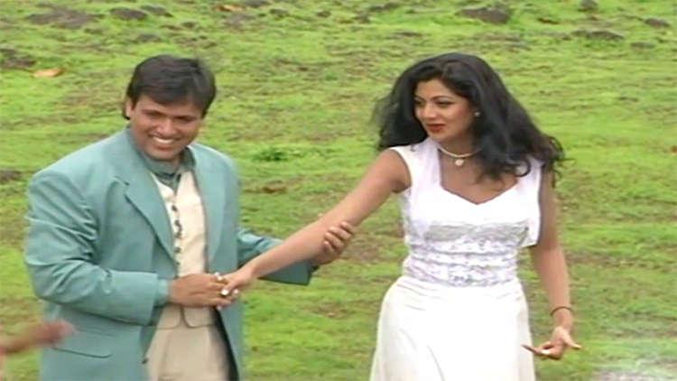 Govinda, Shilpa Shetty Shoot The Making Of Chhote Sarkar