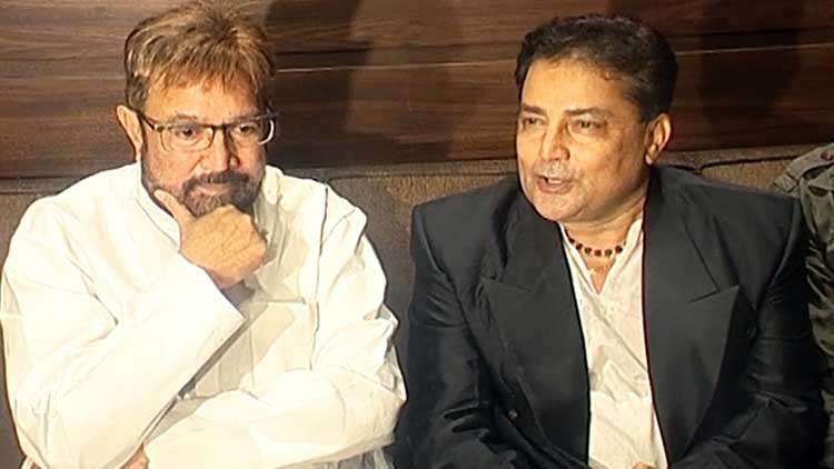 Rajesh Khanna And Raja Bundela's Interview During The Launch Of Film First Time Pehli Baar