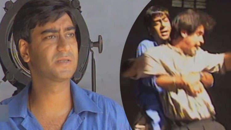 Ajay Devgn's Exclusive Interview On The Sets Of Mahesh Bhatt's Zakhm