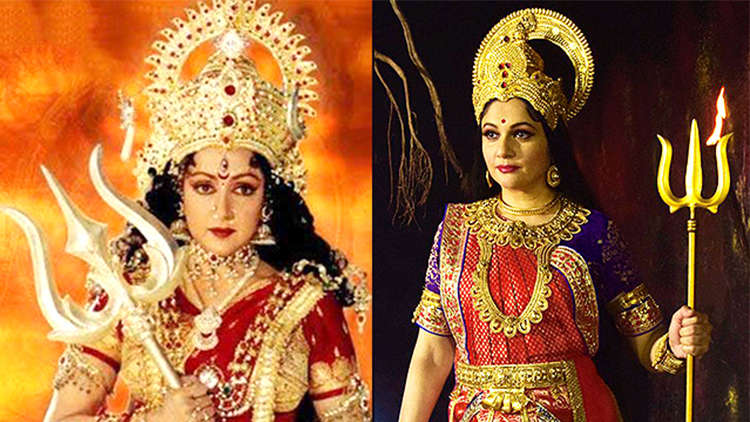 5 Popular Actresses Who Essayed Goddess Roles