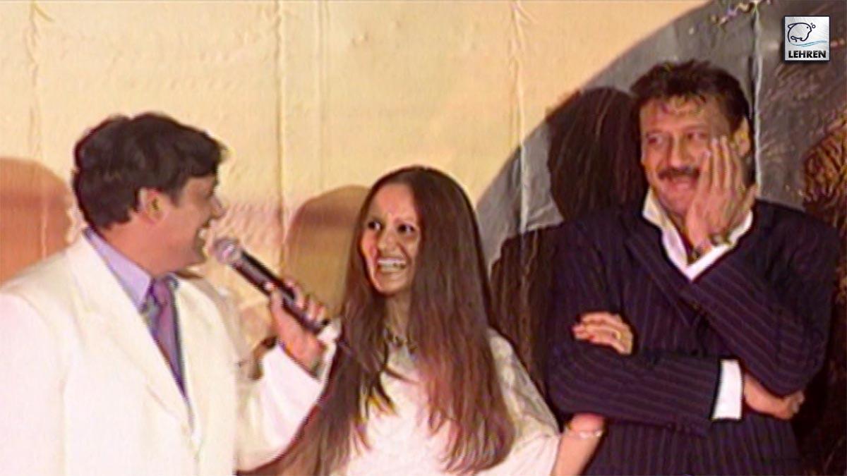 Celebs Attend The Premiere Of Jis Desh Mein Ganga Rehta Hai (2000)