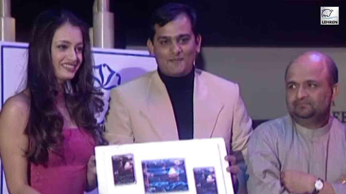 Launch Of Music Album 'Khoya Khoya Chand' Ft. Dia Mirza