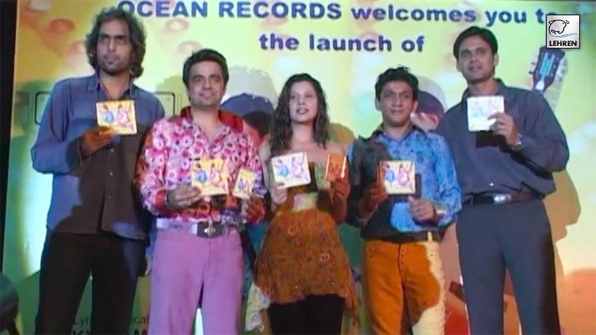 Launch of Music Album Zara Pyaar Karo Attention