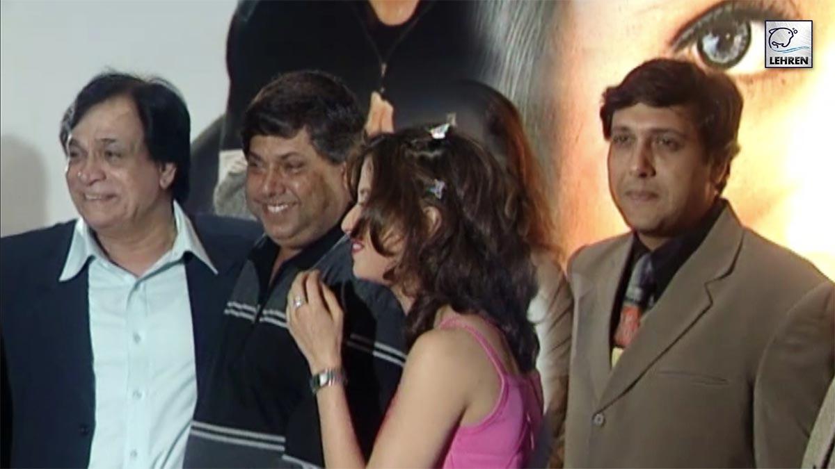Music Launch Of Govinda And Urmila Matondkar's Film Kunwara (2000)