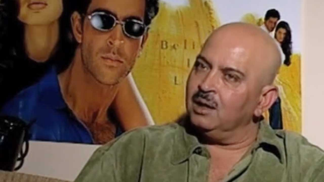 Making Of 'Kaho Naa Pyaar Hai' (2000) Featuring Hrithik Roshan, Ameesha Patel, Rakesh Roshan