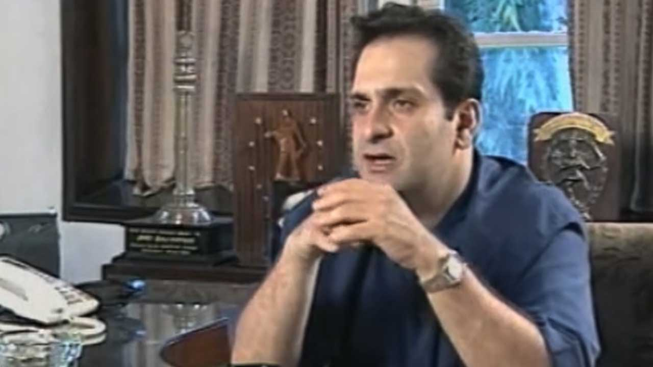 When Rajiv Kapoor Talked About His Film Prem Granth (1996)