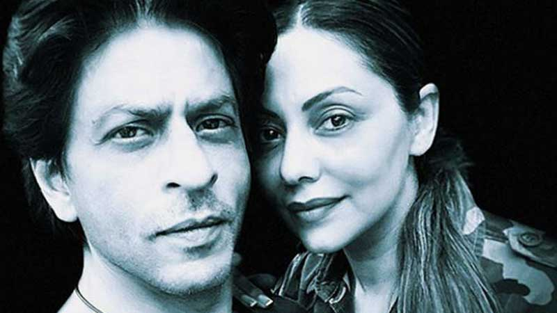 Shah Rukh Khan Shares Adorable Post With Wife Gauri On Wedding Anniversary