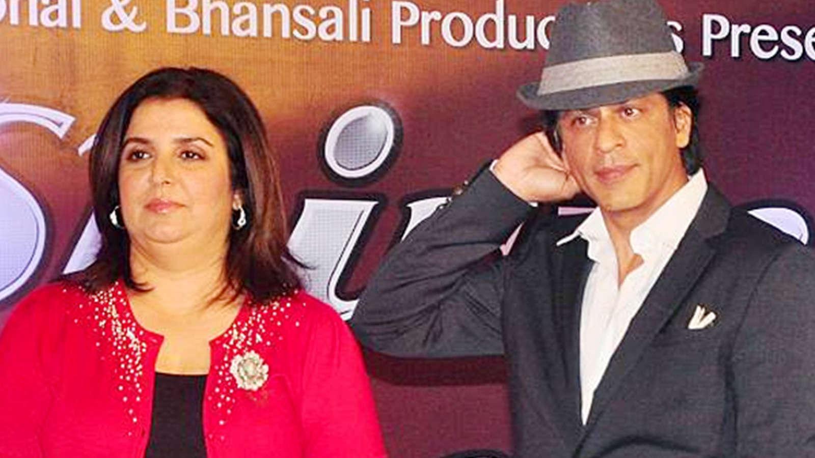 Farah Khan REFUSED To Choreograph This Movie Of Shah Rukh Khan