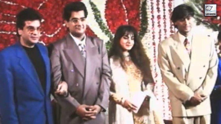 Exclusive Video Of Ajay Devgan's Sister's Wedding