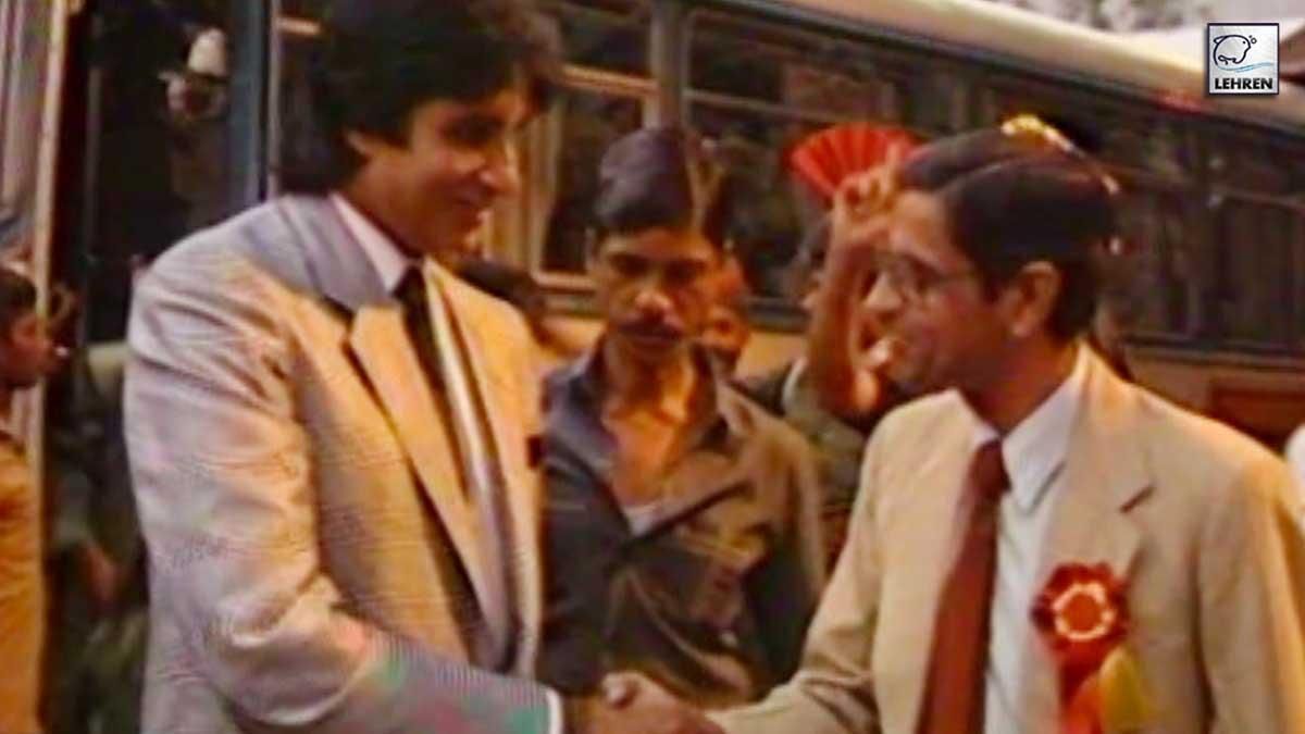 Amitabh Bachchan's Agneepath Premiere At Kolkata