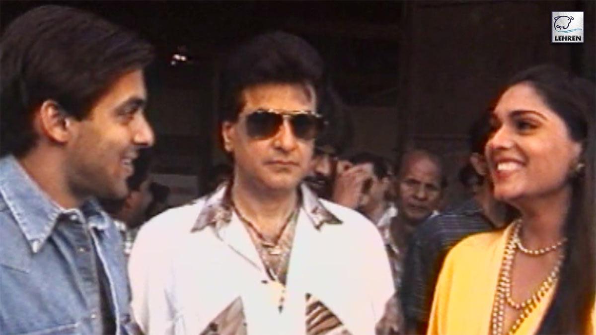 Film Maker Saawan Kumar's Interview During The Mahurat of 'Khal-Naaikaa' Starring Jeetendra, Anu Aggarwal,
