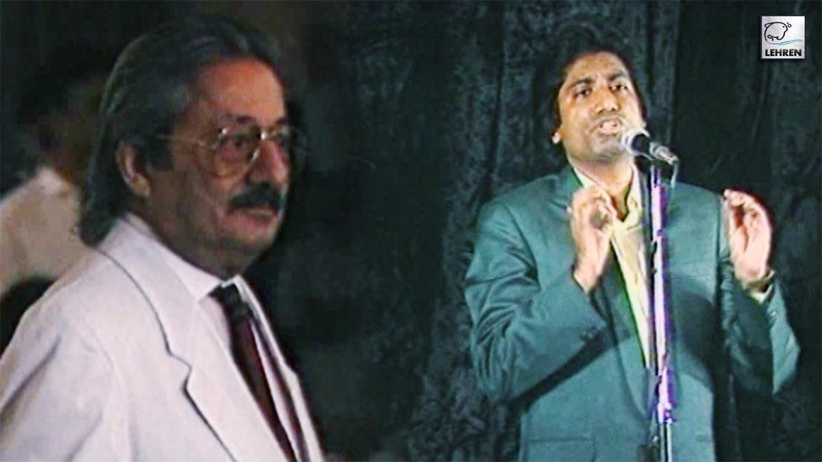 Stand Up Comedy Of Raju Srivastav And Dance Performance Of Protima Bedi At The Uptron Awards Ceremony (1992)