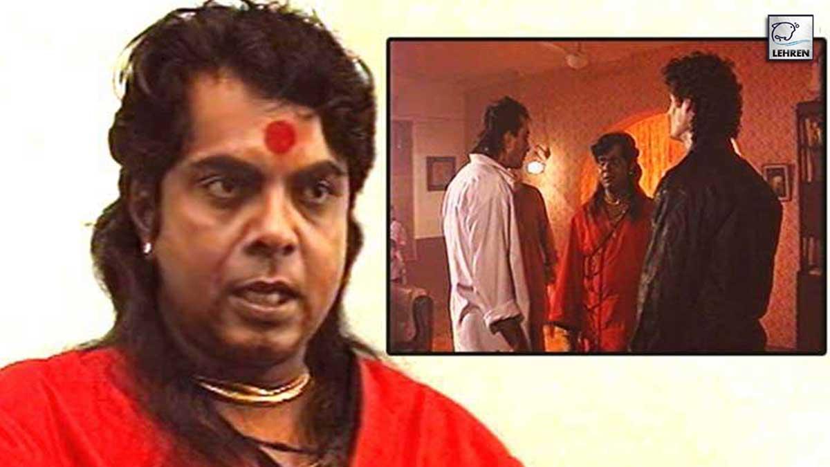 Shadashiv Amrapurkar On His Role In Sadak