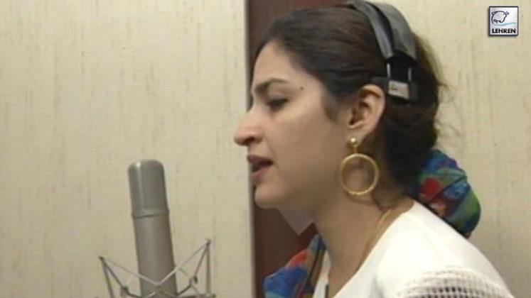 Recording Of Album 'Lakhon Mein Ek' (1996)   Kunika Sadanand   Flashback Video