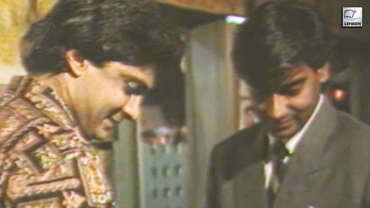 Ajay Devgan, Karishma At The Grand Premiere Of 'Jigar'