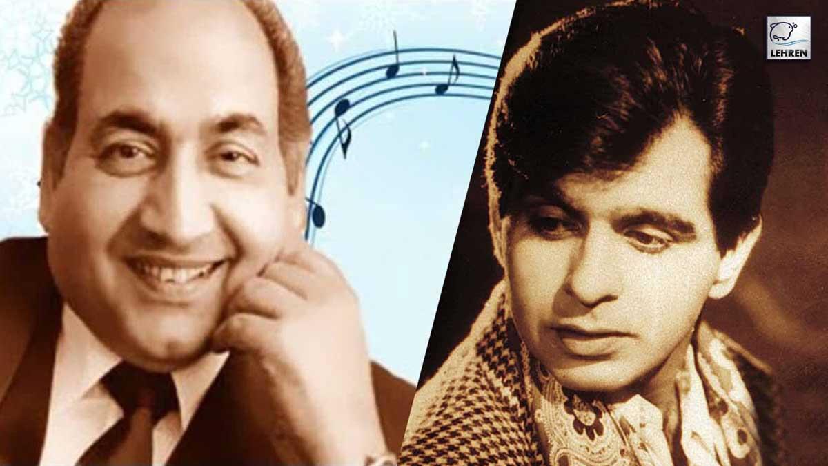 Dilip Kumar Wanted Mohd. Rafi To Sing 'Ye Mera Deewanapan' Song