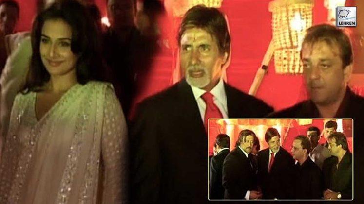 Star-Studded Premiere Of 'Eklavya' FT. Amitabh Bachchan, Sanjay Dutt, Vidya Balan