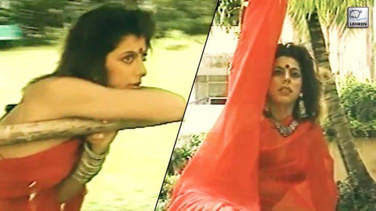 Glamorous Pooja Bedi's Photo Shoot With Lehren