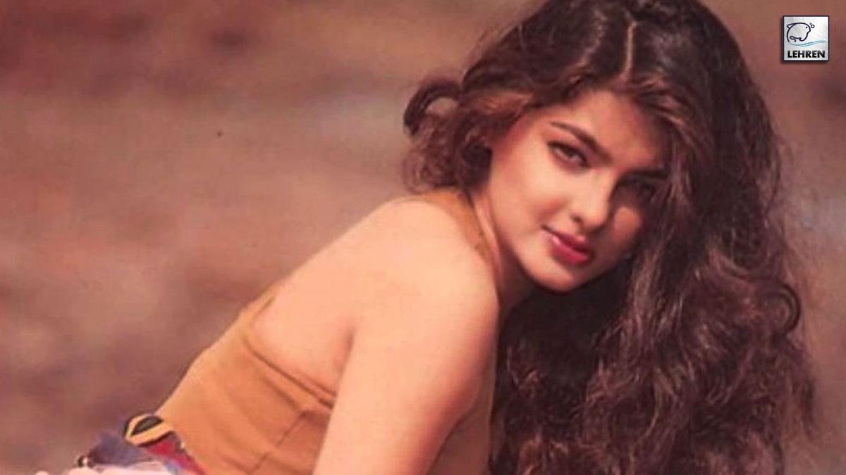 Mamta Kulkarni On The Sets Of 'Desh'