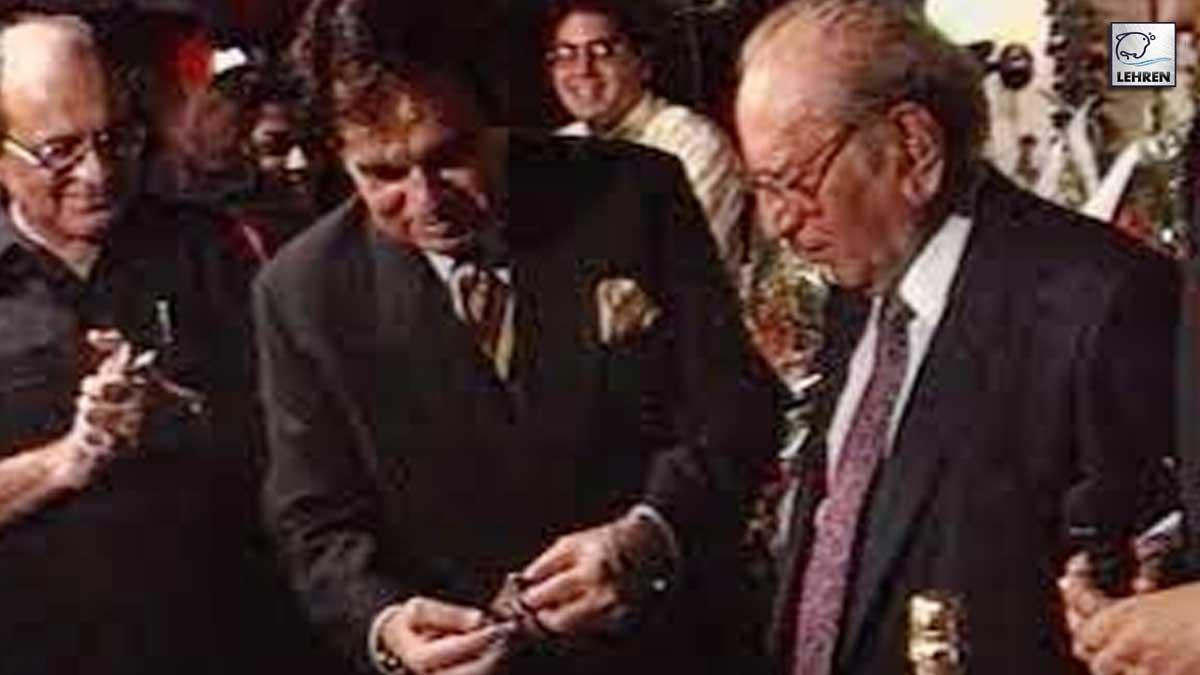 'Sar Aankhon Par' And 'Khafa' Launched Alongside G. P. Sippy's Birthday