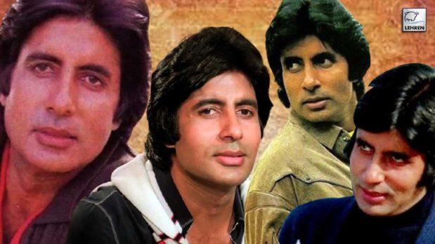 Amitabh Bachchan's Mashup By Lehren (1991-92)