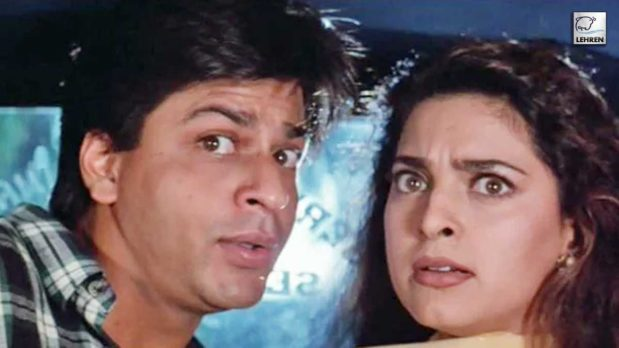 Juhi Chawla's FIRST Reaction To Seeing Shah Rukh Khan