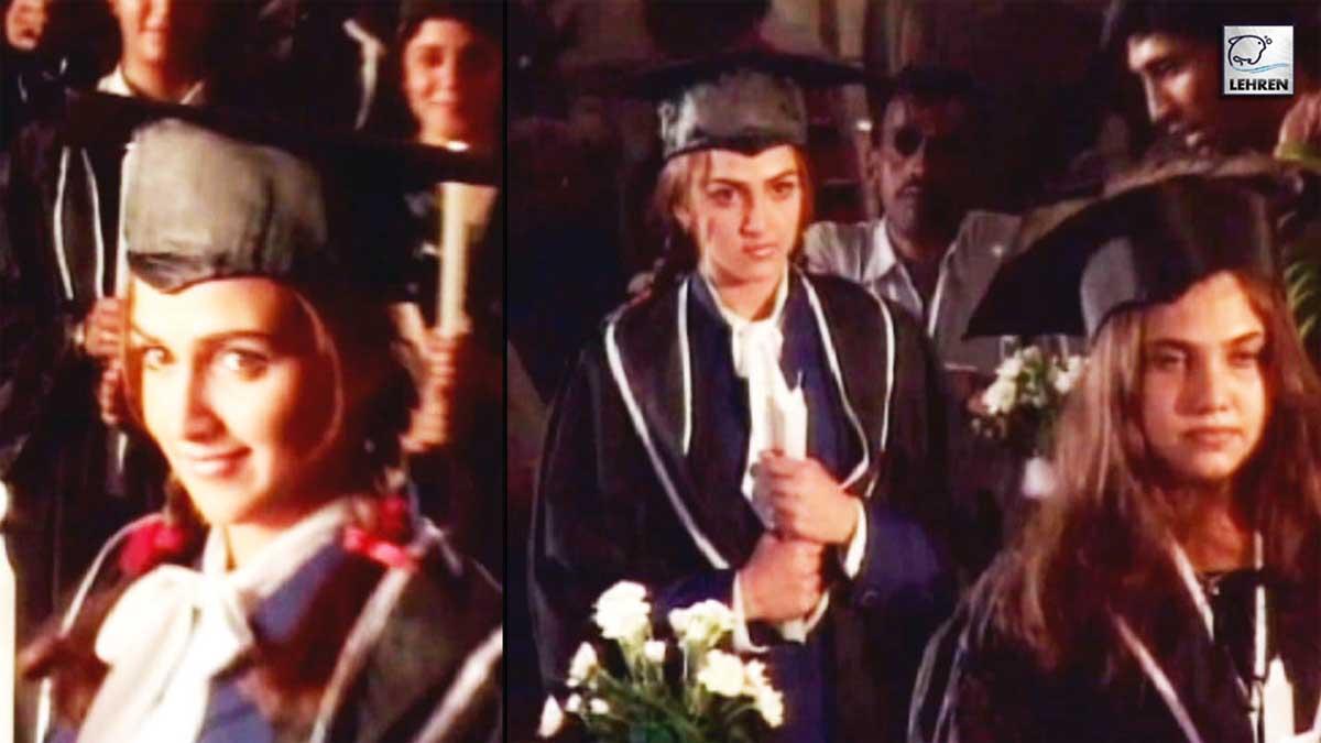 Esha Deol Shoots For 'Na Tum Jaano Na Hum' (2002)