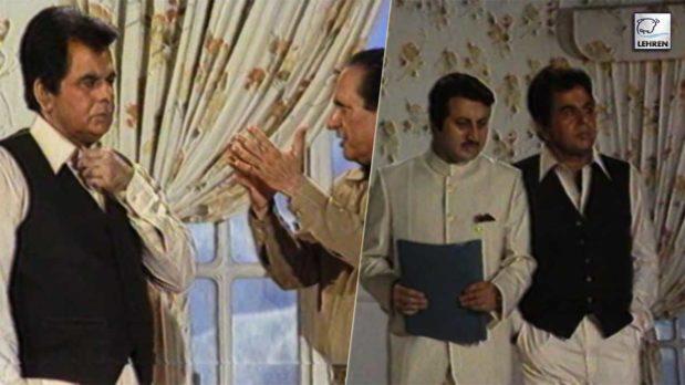 Muhurat Of Dilip Kumar, Anupam Kher's Unreleased Film 'Raasta'