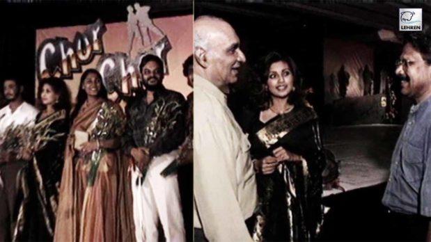 Sanjay Dutt, Suhasini Maniratnam, Prashanth At The Music Launch Of 'Chor Chor'