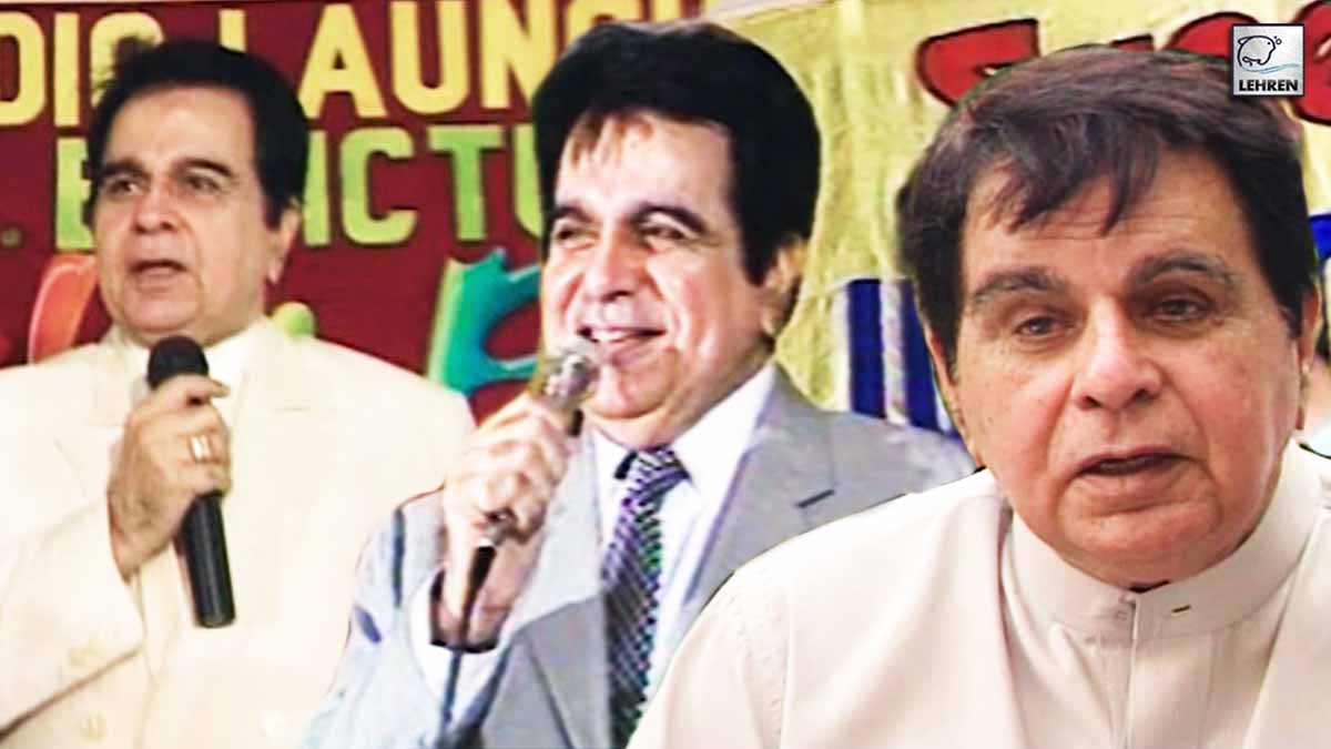 Lehren's Tribute To Dilip Kumar FT. A Compilation Of His Rare Videos