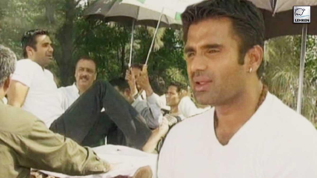 on-sets-annarth-film-shooting-suniel-shetty-ashutosh-rana