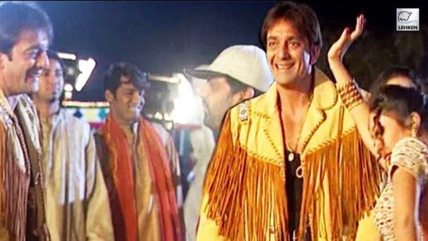 on-sets-sanjay-dutt-talks-about-film-daag-the-fire-shooting
