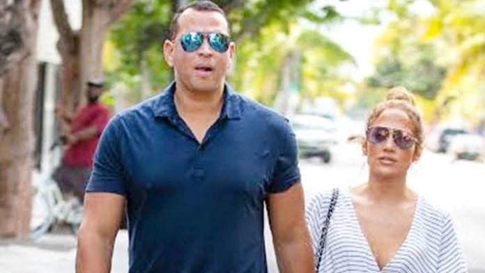 Did Alex Rodriguez just drop the BIGGEST hint about his wedding with Jennifer Lopez