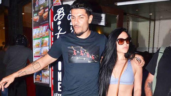Is Krishna Shroff secretly married to boyfriend Eban