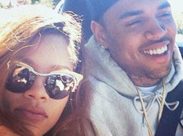 Rihanna fans are furious after Chris Brown leaves flirty comment on her instagram!