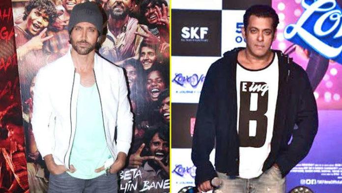 Will Hrithik Roshan replace Salman Khan in SLB's Inshallah