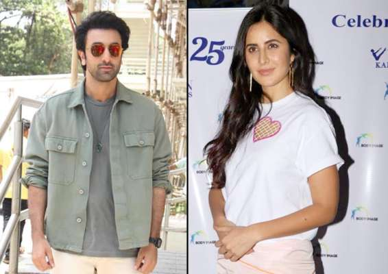 Ranbir Kapoor and Katrina Kaif shoot for a commercial, but separately
