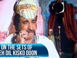 Kader Khan's throwback interview for his movie Yeh Dil Kisko Doon | Flashback Video