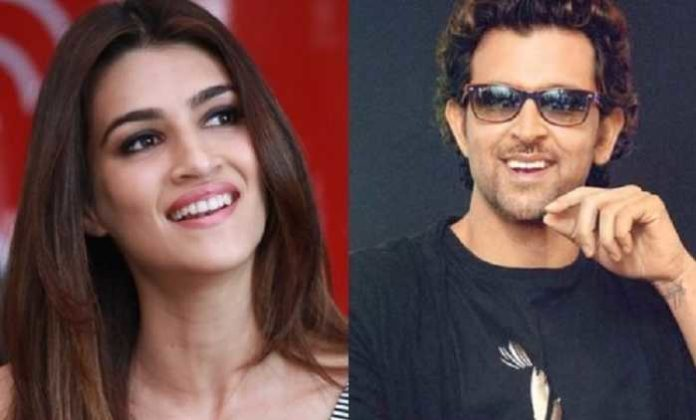 Kriti Sanon And Hrithik Roshan Will Come Together For A Upcoming Movie?